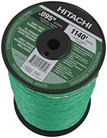 0.8-Pound Hitachi 113001 0.095-Inch Quiet Trimmer Line