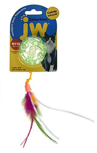 Brinquedo Gatos JW Lattice Verde