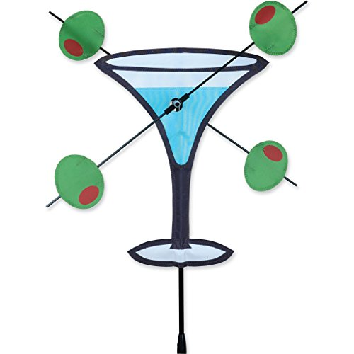 Whirligig Spinner - 14 In. Martini Spinner