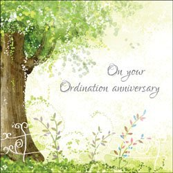 On your ordination anniversary greetings cards x6 pack amazon on your ordination anniversary greetings cards x6 pack m4hsunfo