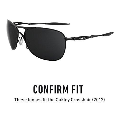 Crosshair Verres pour Oakley rechange 2012 de IBqBnwCpa