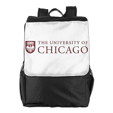 GTSOXI Outdoor Travel Backpack Bags - University Of Chicago Backpack Daypack Bookbags Travel Bag For Girl Boy Man (Digimon Travel Mug)