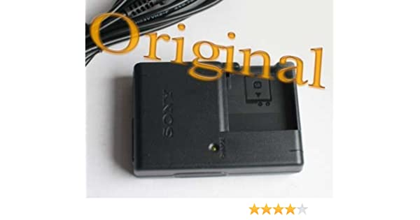 Sony BC-CSGB Cargador ORIGINAL para NP-BG1: Amazon.es: Electrónica