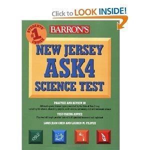 Download New Jersey ASK4 Science Test byFilipek pdf epub