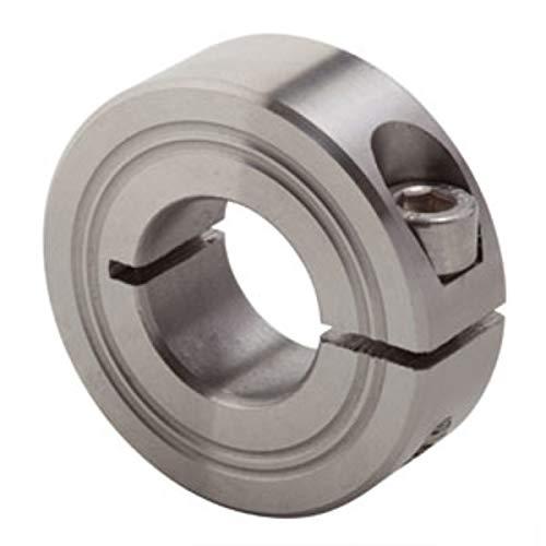 15 mm ID Stnlss Clmpng Clr Metric Clamp Collar SS GM1C-15-SS