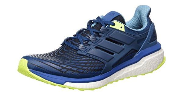 Adidas Energy Boost M, Zapatillas de Running para Hombre: Amazon ...
