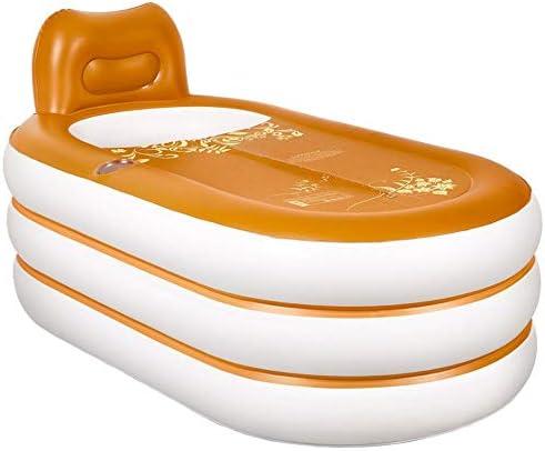 折りたたみ バスタブ ポータブル 浴槽 バスタブ 膨脹可能な浴槽のより厚い大人の浴槽の管のプラスチック浴槽