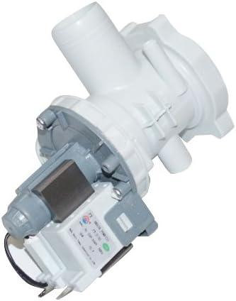 Genuine part number 4055066536 Zanussi Washing Machine Drain Pump
