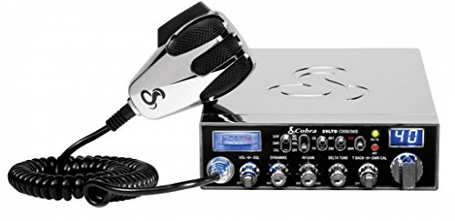 [해외]Cobra 29 LTD CHR 40 채널 CB 라디오 Chrome SE (Certified Refurbished)/Cobra 29 LTD CHR 40-Channel CB Radio Chrome SE (Certified Refurbished)