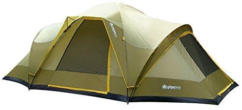 GigaTent Wolf Mountain 18' x10' Tent B07R3Y6GF4 3 Room 3 Wolf Doors 5-6 Person Dome Tent [並行輸入品] B07R3Y6GF4, iQlabo:ae29ae92 --- anime-portal.club