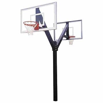 Primer Equipo Legend Jr. Seleccione de aro de baloncesto con ...