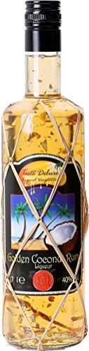 Golden Coconut Rum Liqueur (Gold Leaf)