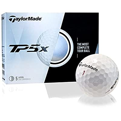 Taylor Made Prior Generation TP5x Golf Balls