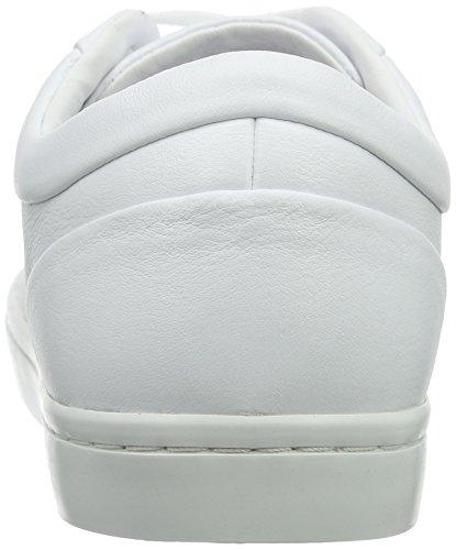 Lacoste Straightset 316 1 - Zapatillas Hombre Blanco - Weiß (Wht 001)
