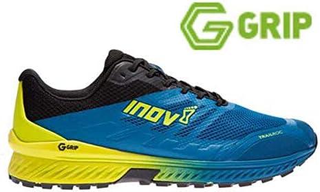 トレイルロック G 280 MS トレイルランニングシューズ(グラフェン搭載) [サイズ:27.0cm] [カラー:ブルー×ブラック] #NO2OGG12BB-BBK