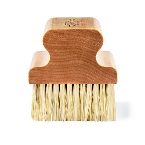 - CLARK'S Large Cutting Board Scrub Brush   Maple Construction   Scrubber Brush for Cutting Boards, Butcher Blocks, Countertops and wood surfaces   Proudly made in the USA