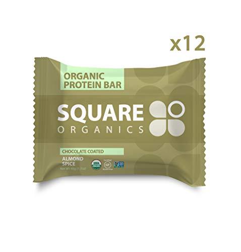 Cocoa Almond Organic Protein Bar 12 / 1.7 oz Bar