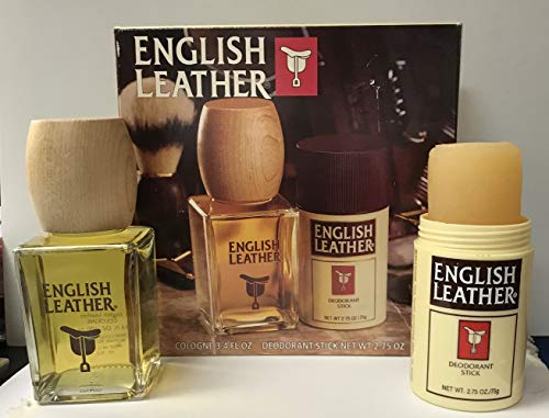 English Leather Cologne 3.4 oz/Deodorant Stick 2.75 oz set ()