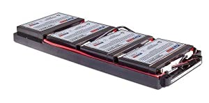 New UPS Battery for APC Smart UPS 750 Rack Mount 1U 230V