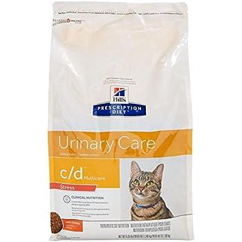 Urinary Care Stress C D Cat Food  Lb Multicare