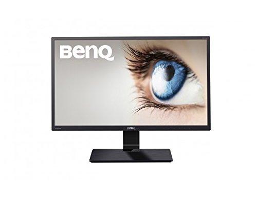 BenQ GW2470H Monitor 23.8 Pollici, FHD, 2 Porte HDMI, Angolo di Visuale 178°/178°, Nero