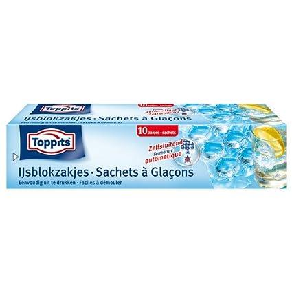 Melitta cubitos de hielo bolsa de 10 bolsa: Amazon.es: Hogar