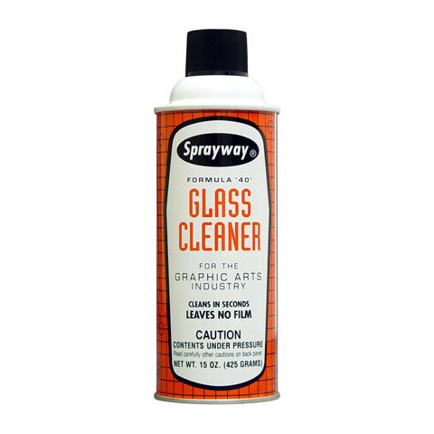 Better Crafts GLASS CLEANER SPRAYWAYCAN 15OZ (12 pack) (0SPW400) by Better crafts