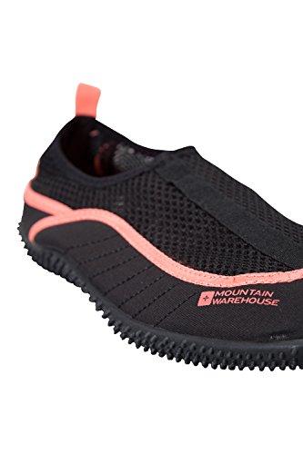 Mountain Warehouse Zapatillas para el agua Bermuda para mujer Rosa brillante