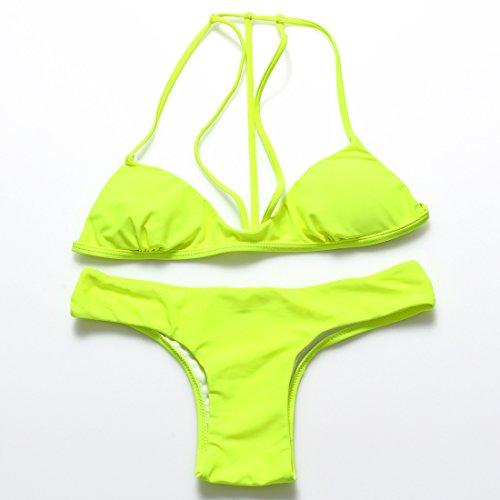 Donna Due Costume Bagno M Intero Per Yellow Da Pezzi Moojm naBpw0Z4qZ