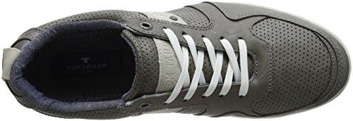 Tom Sneaker Grigio Uomo Tailor 00011 grey 485100130 vr7qvgT6p