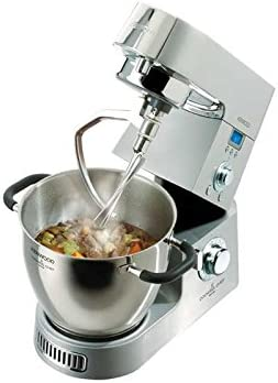 Kenwood Cooking Chef KM086 - Robot de cocina (13.6 kg, 410 mm, 335 mm) Acero inoxidable: Amazon.es: Hogar