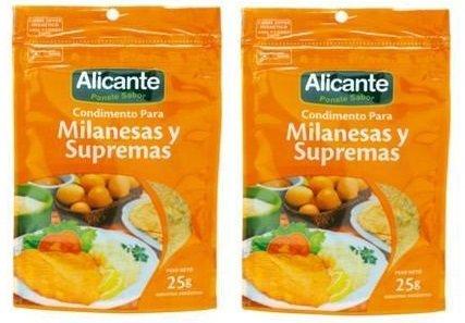 Amazon.com : Alicante Especias y Condimentos (Condimento para Tucos y Guisos, 25 gr.) - PACK of 2. : Grocery & Gourmet Food