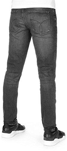 Skinny Jeans Klein Uomo Grigio Calvin vqRnCpnw7x