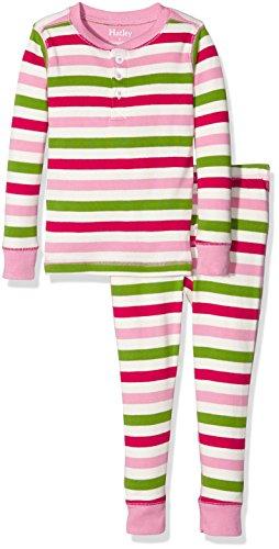 Hatley Girls Henley Pajama Set