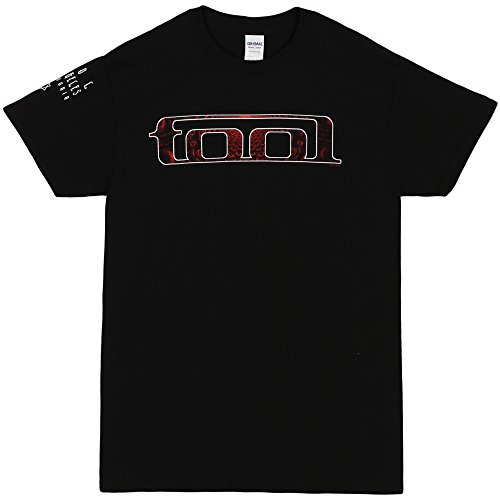 - Tool - Red Pattern T-Shirt Size XL