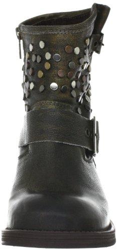 Buffalo London 1190 CHESTER 137511 - Botines fashion de cuero para mujer Beige