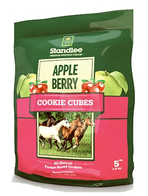 Cookie Appl/Berry Cube5#