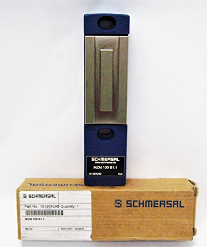 Schmersal MZM-100-B1.1 Electro-Magnetic Locking Actuator (101204290) by Schmersal