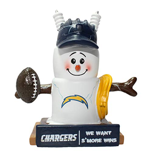 Los Angeles Chargers Thematic Smores Ornament