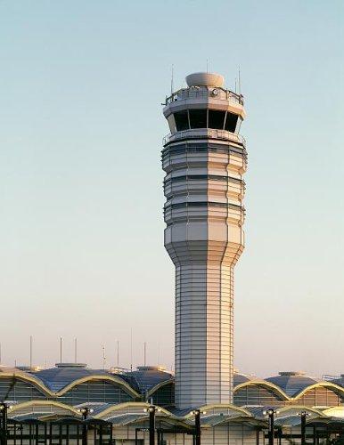 HistoricalFindings Photo: Control Tower,Ronald Reagan Washington National -