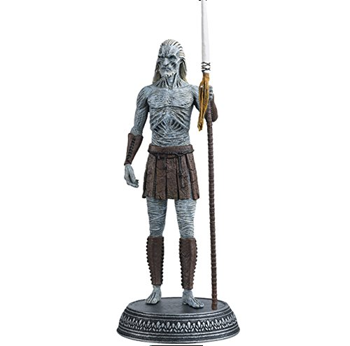 HBO Game of Thrones Eaglemoss Figurine Collection #15 White Walker -