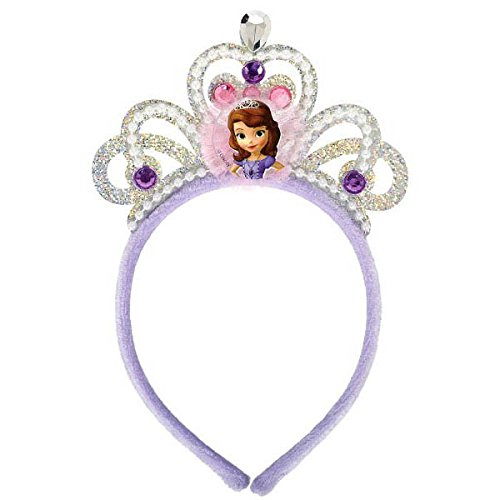 [Disney Sofia Deluxe Tiara] (Deluxe Sofia Princess Costumes)