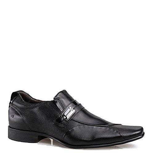 Shop Brunello's Black Comfort Business Casual Dress Shoes Revolution Collection- Made in Brazil 14003-00