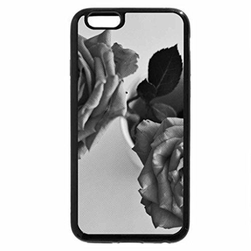 iPhone 6S Plus Case, iPhone 6 Plus Case (Black & White) - Beautiful Together