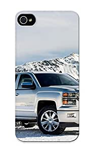 Exultantor Premium 2014 Chevrolet Silverado Heavy-duty Protection Design Case For Iphone 5/5s