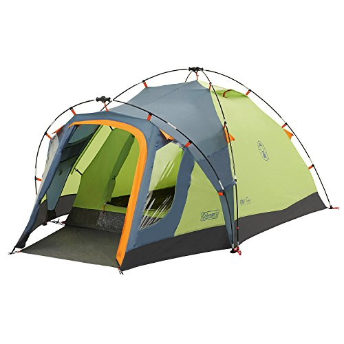 Coleman  Drake Unisex Outdoor Dome Tent available in Blue/Green - 2 Persons
