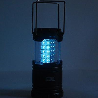 Gray Lantern Flashlight
