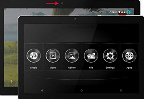 LUCKY ZERO 2025 Android Car Headrest Monitor RAM 2GB 1080P Video IPS Touch Screen 4G WiFi/Bluetooth/USB/SD/FM MP5 Video Player with DC