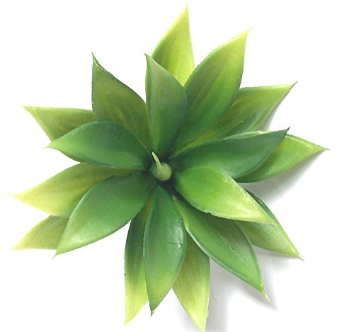 Lucky six Artificial Succulent Plants, Picks For Wedding and Party.
