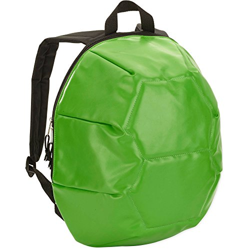 [Teenage Mutant Ninja Turtle Green Shell Backpack ~ 16 by Nickelodeon] (Teenage Mutant Ninja Turtle Shell Backpack)